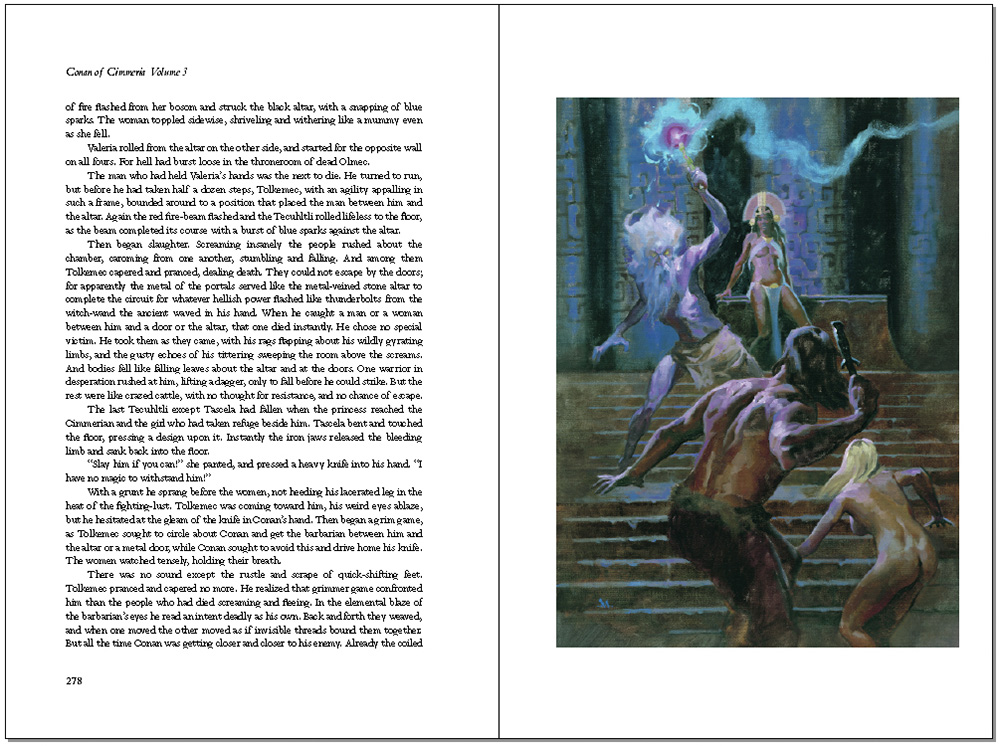 Two pages from the book (click for bigger picture)