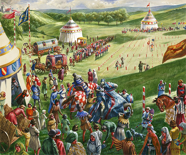 the controversy of tournaments in the middle ages However, his book inventing the middle ages caused a storm of controversy when it was published in 1991 the book focuses on how 20 medievalists from the 20th century and how their lives and outlook influenced their interpretations of the middle ages.