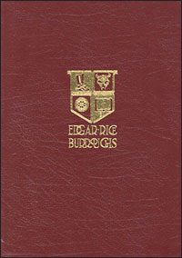 Edgar Rice Burroughs The Bibliography: Deluxe Signed Edition (Signed) (Limited Edition)