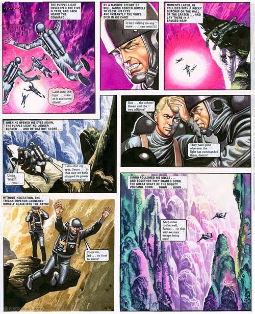 Trigan Empire (Volume) - Comic Vine