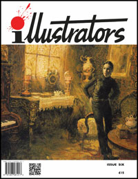 illustrators quarterly issue 6