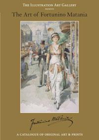 The Art of Fortunino Matania: catalogue of original art & prints (Limited Edition)