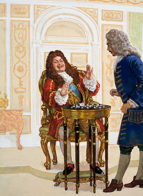 the importance of the policies of louis xiv Louis xiv vs peter the great louis the xiv - louis the xiv was one of the powerful leaders in france's history peter the great - after the childhood scar of the streltsy revolt peter the great wanted to move the capitol of russia to a new city.
