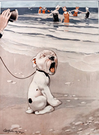 Bonzo the Dog: One Man's Meat art by George E Studdy