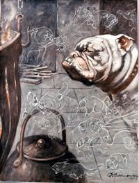 Bonzo the Dog: Memories art by George E Studdy