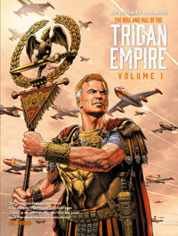 The Rise and Fall of the Trigan Empire Volume 1 (Special Deluxe Edition) (Limited Edition)