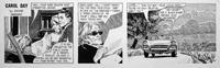 Carol Day newspaper strip #2744 art by David Wright