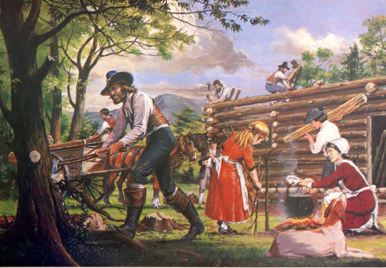 difficulties for early american settlers The students will turn in all required work from the first four assignments and will have an oral presentation of what they have learned in their oral presentation.