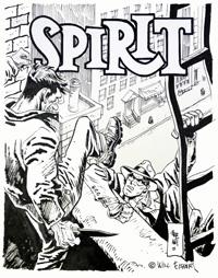 The Spirit by Jordi Bernet art by Jordi Bernet