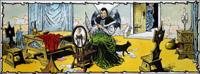 Sleeping Beauty - Evil Intent art by Jesus Blasco