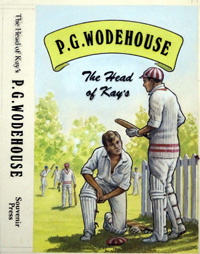 The Head of Kay's by P.G. Wodehouse art by Stephen Richard Boldero
