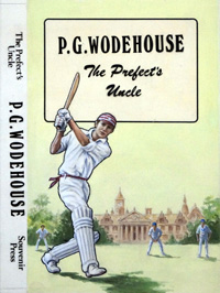 The Prefect's Uncle by P.G. Wodehouse art by Stephen Richard Boldero