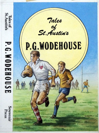 Tales of St Austin's by P.G. Wodehouse art by Stephen Richard Boldero