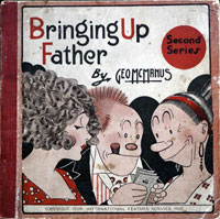 Bringing Up Father Second Series 1919 by George McManus