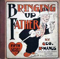 Bringing Up Father Fifth Series 1921 by George McManus