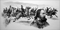 The Charge of the Light Brigade art by Ralph Bruce