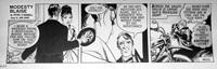 Modesty Blaise daily strip 4659 by John M Burns