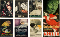 Beautiful Macabre: Rare and Peculiar Posters 1862-1973