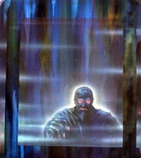 Great Irish Horror Stories cover art art by Douglas Cameron