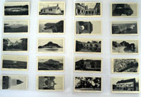 Places of Interest  Full set of 40 cards (1939)