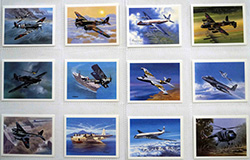 Full Set of 30 Cigarette Cards: British Aviation (1994) by Various