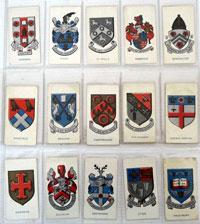 School Badges   Full set of 25 cards (1928)