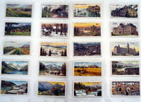 Overseas Dominions (Canada)  Full set of 50 cards (1914)