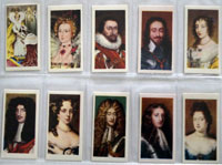 Full Set of 50 Cigarette Cards: Coronation Series  (1953) by Various