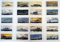 Modern Naval Craft  Full set of 50 cards (1939)