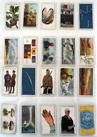 DO YOU KNOW?  (Series 1, 2 & 3)   3 Complete Sets of 50 cards=150 cards (1922-26)