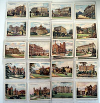 Beautiful Homes  Set of 25 cards (1930)