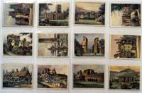 The Nation's Shrines: Full Set of 25 Cigarette Cards (1929)