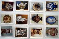 Old Pottery & Porcelain: Set of 30 Cigarette Cards (1934)