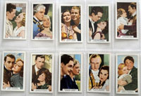 Full Set of 48 Cigarette Cards: Film Partners (1935) by Various
