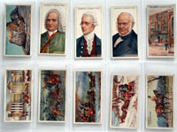 Full Set of 50 Cigarette Cards: Royal Mail (1909) by Various