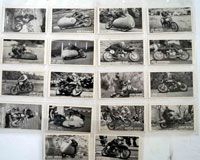 Famous Riders: Set of 18 Cigarette Cards (1956)