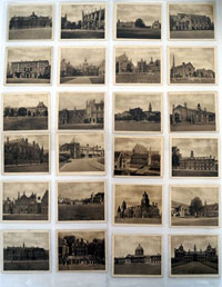 Public Schools and Colleges  Full set of 50 cards (1923)