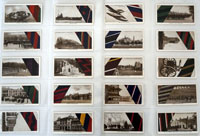 Well Known Ties (First series)   Full set of 50 cards (1934)