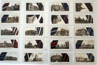 Well Known Ties (Second series)   Full set of 50 cards (1935)