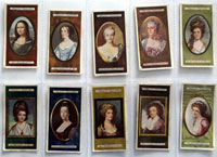 Full Set of 25 Cigarette Cards: Miniatures (1916) by Various