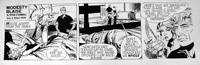Modesty Blaise daily strip 5185 by Neville Colvin