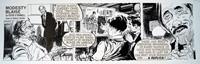 Modesty Blaise daily strip 6423 by Neville Colvin