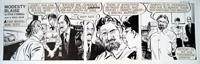 Modesty Blaise daily strip 6426 by Neville Colvin