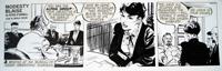 Modesty Blaise daily strip 6427 by Neville Colvin