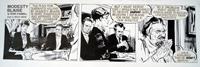Modesty Blaise daily strip 6428 by Neville Colvin