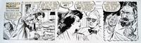 Modesty Blaise daily strip 6434A by Neville Colvin