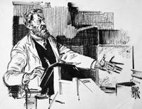 Wilhelm Roentgen X-Ray