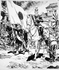 The Port Arthur Siege