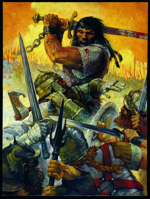 Image result for conan the cimmerian
