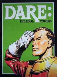 Dan Dare Volume 12 The Final Volume (Deluxe Collector's Edition) by Frank Hampson, Mike Higgs (author)